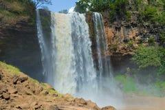 Waterfall in mountain at Vietnam Stock Photo