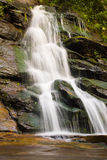 Waterfall in  mountains Stock Photos