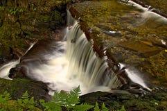 Waterfall - Mt. Jumbo Trail Stock Photos