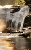 Waterfall Mumlava, Czech republic. Waterfall Mumlava in Giant mountains Krkonose, Czech republic Stock Photography