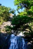 Waterfall at Nakhon Nayok thailand. Royalty Free Stock Images