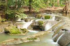 Waterfall named Royalty Free Stock Photography