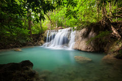 Waterfall in National Park Stock Image