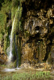 Waterfall in national park in Croatia. Europe Stock Photo