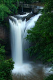 waterfall in national park Stock Photo