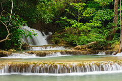 Beautiful waterfall in National Park. Stock Photography