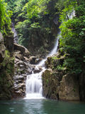 Waterfall National Park Royalty Free Stock Photos