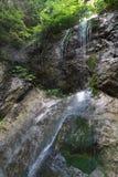 Waterfall in National park Slovak Paradise, Slovakia. Waterfall in National park Slovak Paradise in Slovakia royalty free stock photos