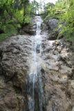 Waterfall in National park Slovak Paradise, Slovakia. Waterfall in National park Slovak Paradise in Slovakia stock photo