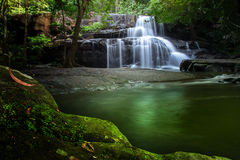 Waterfall National Park Royalty Free Stock Photography