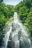 Waterfall in nature Royalty Free Stock Photo