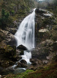 Watterfall in nature Royalty Free Stock Photos