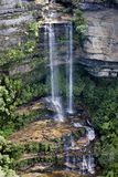 Waterfall near Katoomba Royalty Free Stock Images