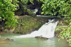 Waterfall near Phang Nga Royalty Free Stock Images