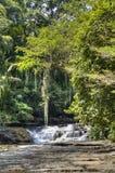 Waterfall near San Gil Royalty Free Stock Image
