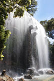 Waterfall in Nice Royalty Free Stock Photography