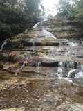 Waterfall. A nice waterfall in Australia  blue mountains in Stock Images