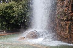 Waterfall, Nice, France. Stock Photography