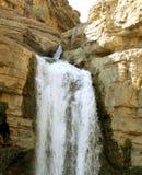 Waterfall. A nice waterfall named Geli Ali Bag in kurdistan royalty free stock photo