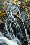 Waterfall in Northern Ontario, Canada Royalty Free Stock Photography