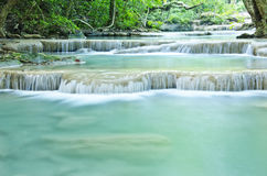 Waterfall number six Royalty Free Stock Image