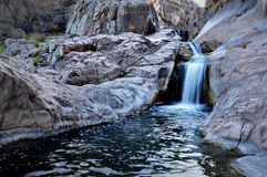 Waterfall Olaen Stock Images