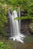Waterfall On Cucumber Run Royalty Free Stock Photos