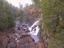 Waterfall in Ontario, Canada in North America. Waterfall in Ontario, Canada in North America stock photos