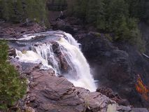 Waterfall in Ontario, Canada in North America. Waterfall in Ontario, Canada in North America stock photography