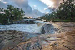 Waterfall in Outback Stock Photos
