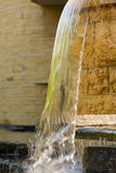 Waterfall outside American Indian Museum Stock Photos