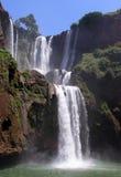 Waterfall of ouzoud Stock Image