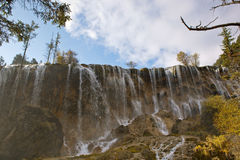 Free Waterfall Over Rocks Royalty Free Stock Image - 21760446
