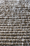 Waterfall over steps Stock Photography