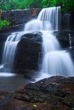 Waterfall at Pang Sida national park Royalty Free Stock Photo