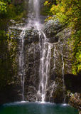 Waterfall in Paridise Royalty Free Stock Photo