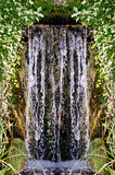 Waterfall in the Park Royalty Free Stock Photos
