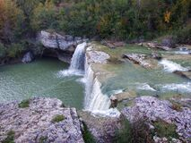 Free Waterfall Pazinski Krov On The Pazincica River - Pazin, Croatia / Slap Pazinski Krov Na Rijeci Pazincici - Pazin, Hrvatska Royalty Free Stock Photo - 177559885