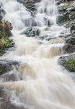 Waterfall in the Peak District National Park Stock Images