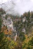 Waterfall Pellet Stock Photos