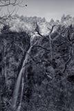 Waterfall from Peneda Geres National Park stock photos