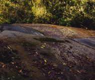 Waterfall Penedo stock photo