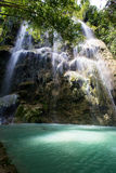 Waterfall, Philippines. Stock Photography
