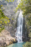 The waterfall Royalty Free Stock Photography
