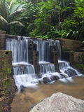 Waterfall Phuket, Thailand Stock Images