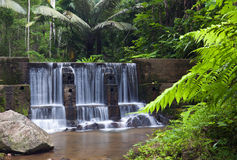 Waterfall Phuket, Thailand Royalty Free Stock Image
