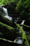 Waterfall on the Phusoidao mountain Stock Photo