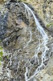 Waterfall at Piedmont Waterfall Italy royalty free stock photo