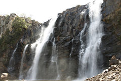Waterfall Pirenopolis - Goias - Brazil Royalty Free Stock Photography