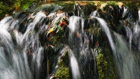 Waterfall at Plitvicka Jezera - Plitvice Stock Photography